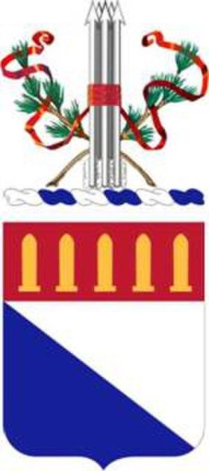 195th Infantry Regiment (United States) - Image: 195th Regiment COA
