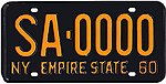 1960 New York License Plate Sample.jpg