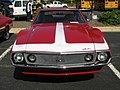 1971 AMC Javelin AMX red MD headon.jpg