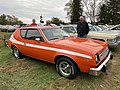 1977 AMC Gremlin X red at Hershey 2019 AACA show 05of13.jpg