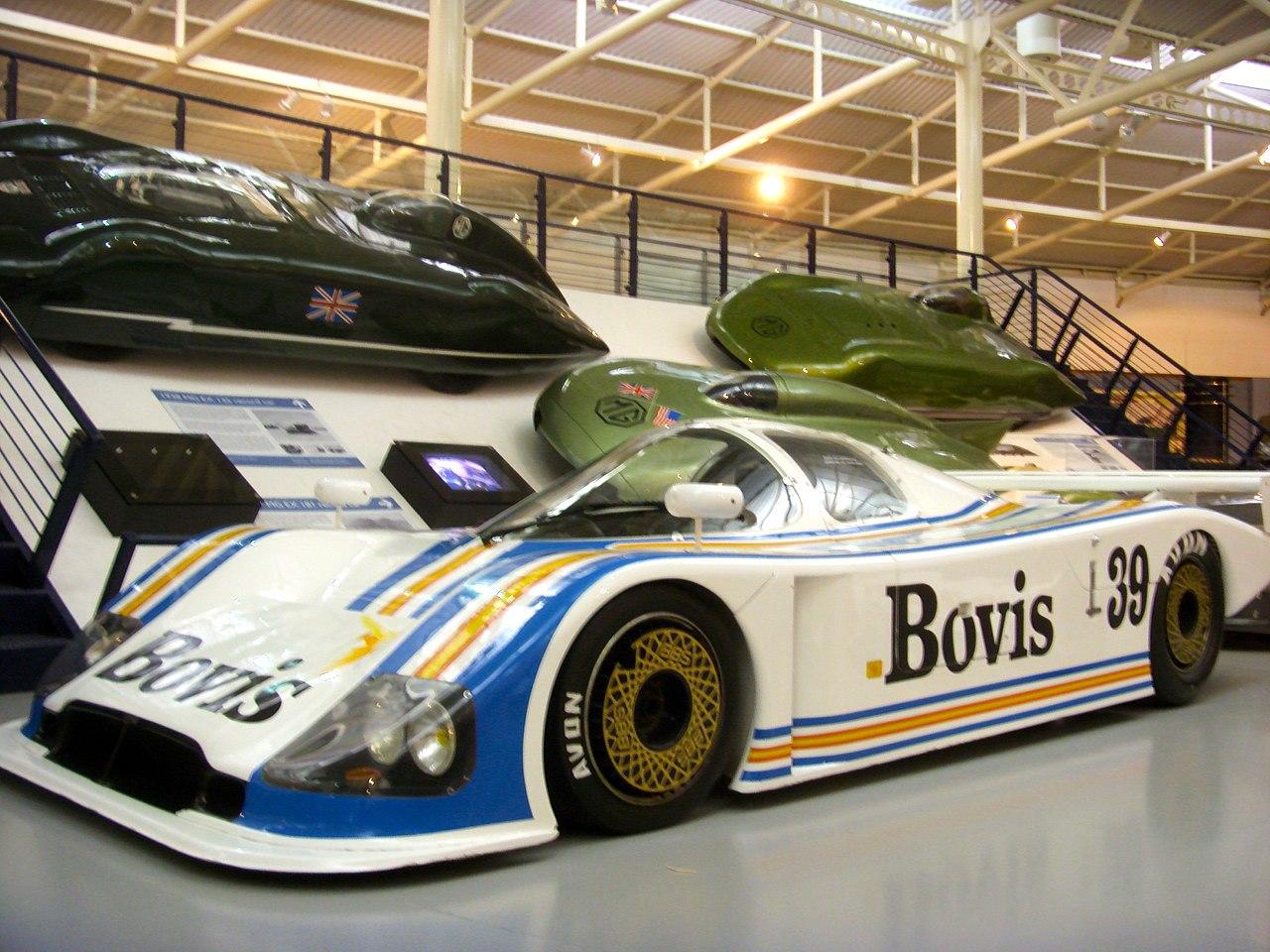 New Ford Car >> File:1982 Aston Martin Nimrod Group C Race Car Heritage Motor Centre, Gaydon.jpg - Wikimedia Commons