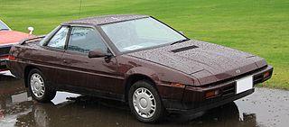 Subaru XT Motor vehicle