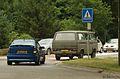 1992 Opel Kadett E C2.0XE GSi & 1988 Volkswagen T3 Diesel (9522983527).jpg