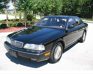Infiniti Q45 - 1994-1996 facelifted version