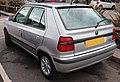 1999 Skoda Felicia GLXi facelift 1.6 Rear.jpg