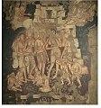 19th century copy of 1st century BCE to 5th century CE Ajanta Cave 2 painting Hariti and Kubera.jpg