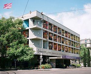University of Geneva - Uni Dufour