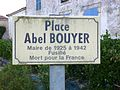 1 Place Abel Bouyer P1010322.JPG