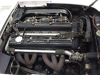 Toyota M engine Motor vehicle engine