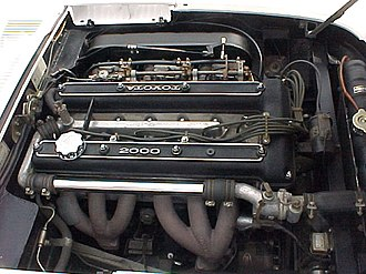 Toyota 2000GT - The 3M DOHC 2.0 liter inline six