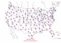 2002-09-18 Max-min Temperature Map NOAA.png