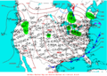 2003-05-12 Surface Weather Map NOAA.png