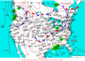 2003-06-30 Surface Weather Map NOAA.png