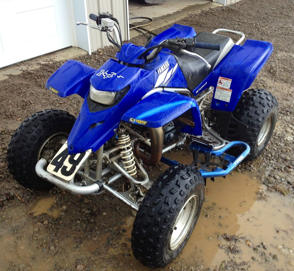 Yamaha Banshee Parts Miami