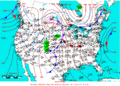 2005-04-10 Surface Weather Map NOAA.png