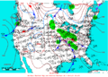 2005-04-12 Surface Weather Map NOAA.png