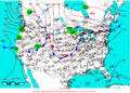 2005-11-04 Surface Weather Map NOAA.png