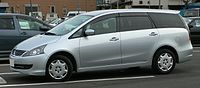 Mitsubishi Grandis thumbnail