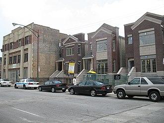 Chicago Defender Building - Image: 20070601 Chicago Defender Building