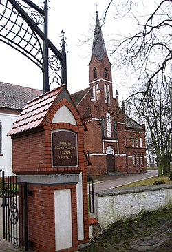 Roman Catholic church