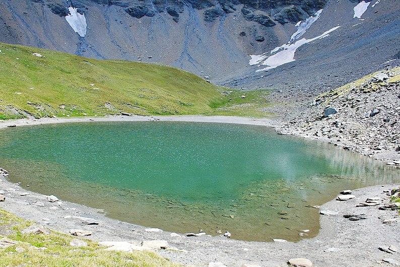 2008-07-19. Mont Cenis. Le lac Clair.JPG