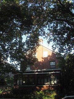 Arthur H. Compton House United States historic place