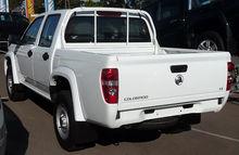 2008 Holden RC Colorado LX Crew Cab 4-door utility (Australia)