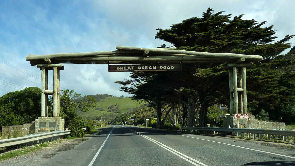 Great Ocean Road - Wikipedia