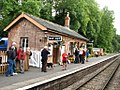 2009 at Crowcombe Heathfield station - up platform.jpg
