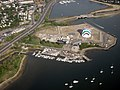 2010 Boston aerial The Tank and Old Colony Yacht Club.jpg