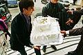 2011 wedding cake Makhachkala Dagestan 5531800925.jpg