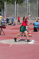 2013 IPC Athletics World Championships - 26072013 - Ines Fernandes of Portugal during the Women's Shot put - F20 5.jpg