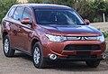 2013 Mitsubishi Outlander (ZJ MY13) LS wagon (2014-12-20).jpg