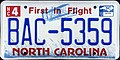 2013 North Carolina license plate - BAC-5359.jpg