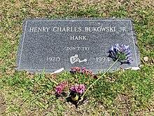 Charles Bukowski Wikipedia