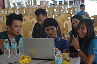 2014 Waray Wikipedia Edit-a-thon 22.JPG