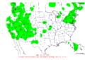 2015-10-19 24-hr Precipitation Map NOAA.png