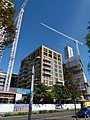 2015 London-Woolwich, Cannon Square construction site 08.jpg