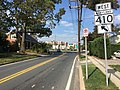 2016-10-20 11 12 00 View west along Maryland State Route 410 (Philadelphia Avenue) between Chicago Avenue and Fenton Street in Silver Spring, Montgomery County, Maryland.jpg