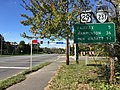 2016-10-28 11 28 41 View south along U.S. Route 29 and west along Virginia State Route 237 (Lee Highway) at Cedarest Road and Saxon Flowers Drive in Merrifield, Fairfax County, Virginia.jpg