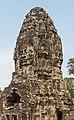 2016 Angkor, Angkor Thom, Bajon (39).jpg
