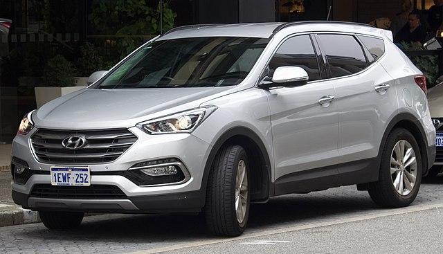 Santa Fe (DM) - Hyundai