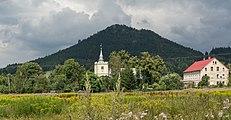 2016 Krzyżna Góra, Góry Sokole, Sudety 1.jpg