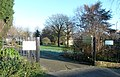 2016 Woolwich, St Mary's Gardens 34.jpg