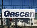 2017-12-02 Gascan sign, Albufeira.JPG