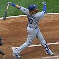 20170718 Dodgers-WhiteSox Justin Turner batting (2).jpg