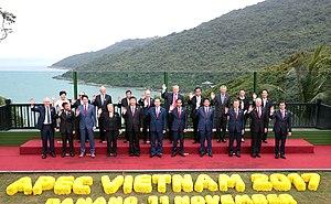 APEC Vietnam 2017 - APEC Vietnam 2017 delegates