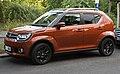 2017 Suzuki Ignis Intro Edition, Sprengelkiez (front left side).jpg