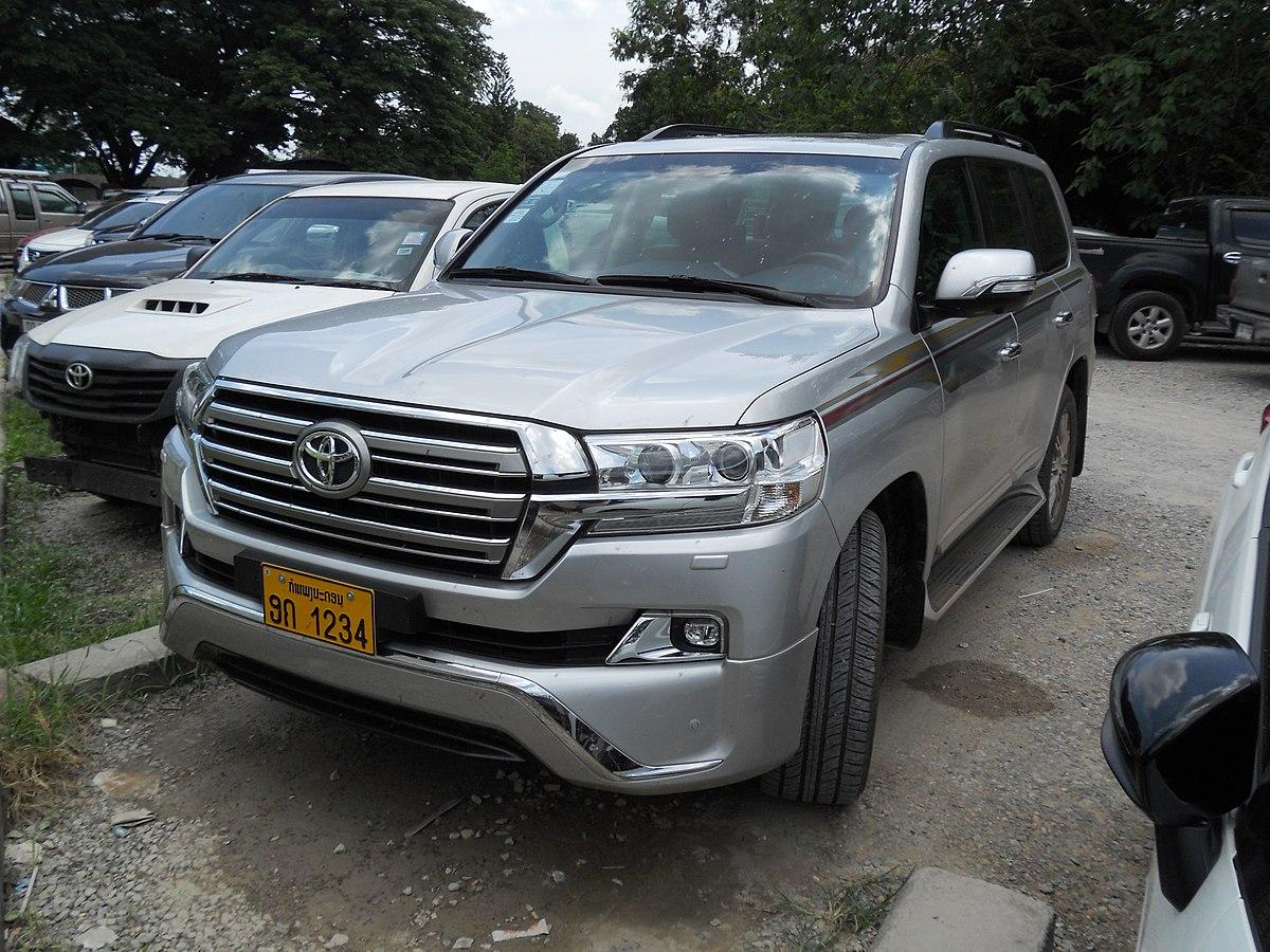 Kelebihan Toyota Land Cruiser V8 2018 Spesifikasi