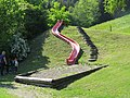 2018-05-06 (134) Playground slides at Frankenfels, Austria.jpg